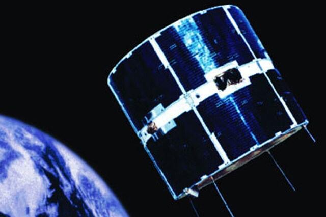 Il Cos-B, il primo satellite dell'ESA, un telescopio per studiare i raggi gamma - Foto di ESA