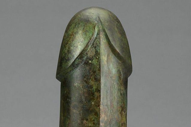 AAM Tomb Treasures Phallus EX2017.1.12