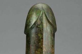 Un dildo in bronzo 'su misura' per masturbarsi: ecco come amava viziarsi la dinastia Han