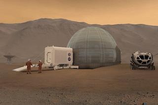 Marte, 'ibernare' gli astronauti in un sonno profondo per portarli nello spazio