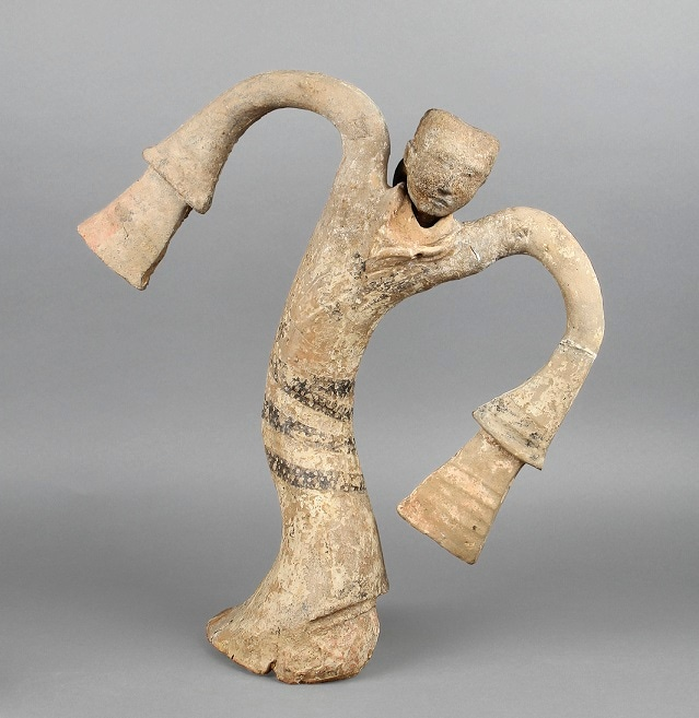 Statuina di un ballerino - Xuzhou Museum