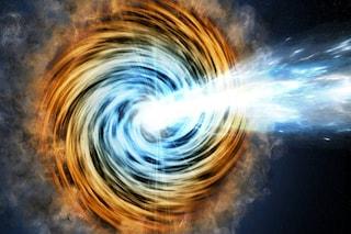 Buchi neri: ecco i più lontani blazar dell'Universo, potentissime sorgenti di raggi gamma