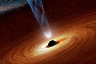 C'è un buco nero che vaga nella nostra Galassia: ecco quanto dista dalla Terra