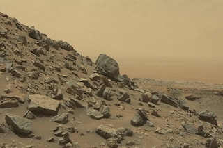Acqua su Marte: scoperti aloni di silice che svelano nuovi segreti del Pianeta Rosso