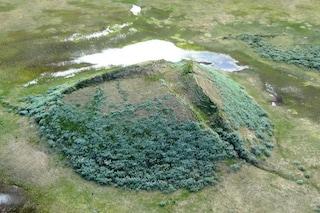 7.000 mega bolle di metano potrebbero esplodere da un momento all'altro in Siberia