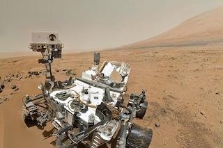 Diavoli di sabbia su Marte, cosa sono i tornado in miniatura immortalati da Curiosity