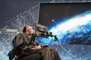 Stephen Hawking andrà nello spazio: 'Non pensavo me l'avrebbero mai chiesto'