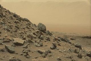 Su Marte c'era molta acqua: i meteoriti del Pianeta Rosso ci spiegano perché