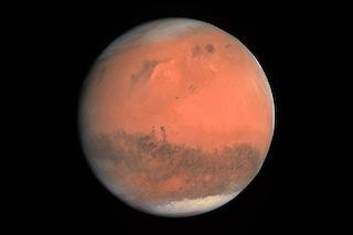 Il lago salato su Marte è una scoperta epocale: la 'favola' degli scienziati italiani