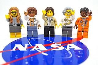 """Lego celebra i successi femminili nello spazio: ecco il set """"Donne della NASA"""""""
