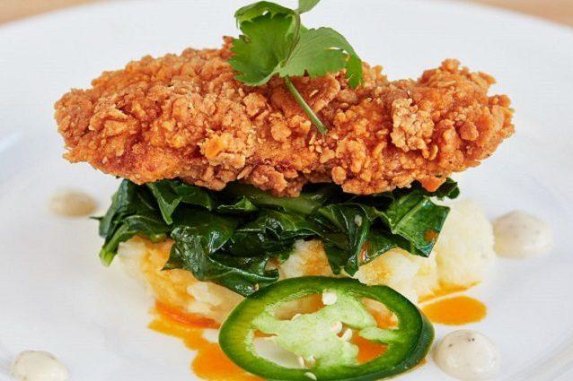 pollo sintetico