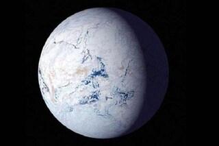 La Terra 717 milioni di anni fa: perché sembrava una palla di neve gigantesca