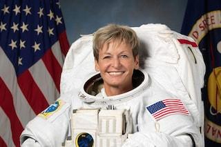 Peggy Whitson segna il record della NASA: l'astronauta ha vissuto nello spazio 534 giorni