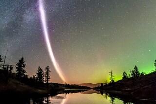 Preparatevi ad impazzire per Steve, il nuovo fenomeno astronomico: cos'è e dove si vede
