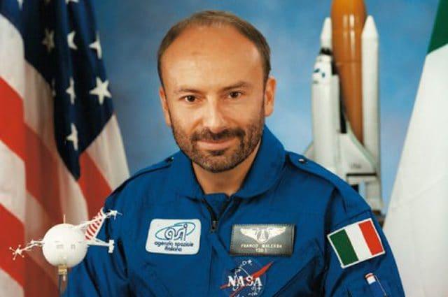 Franco Malerba: credit NASA