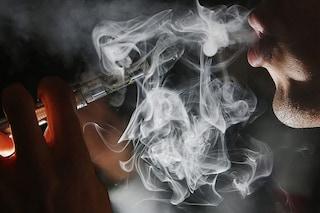 Le sigarette elettroniche contengono sostanze che incrementano il rischio di cancro