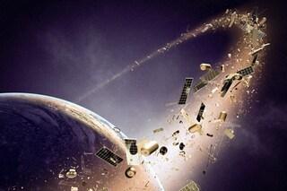 Spazzatura spaziale 'differenziata': il laser che protegge gli astronauti dalle collisioni
