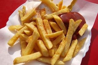 Patatine fritte due volte a settimane: mangiarle incrementa il rischio di morte