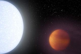KELT-9B è l'esopianeta gigante più caldo mai scoperto