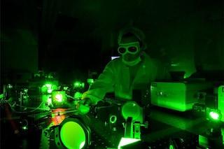 È luminoso quanto un miliardo di soli: il super laser svela i segreti della luce