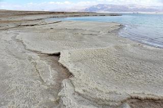 L'uomo provoca disastri ambientali da 11.500 anni: lo dimostrano i fondali del Mar Morto