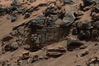 I laghi su Marte erano simili a quelli terrestri e adatti a ospitare la vita