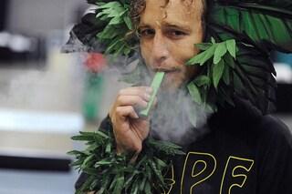 Cancro: l'olio di cannabis vaporizzato può incrementare il rischio