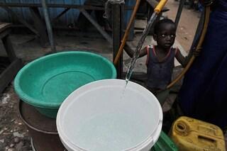 Acqua potabile e servizi igienici, miliardi di persone ne sono privi: l'allarme dell'OMS