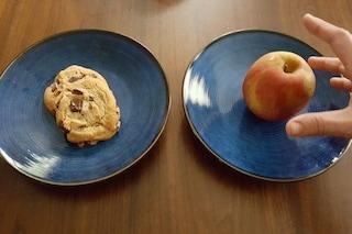 Le nostre mani dicono quanto siamo a dieta e quanto autocontrollo abbiamo