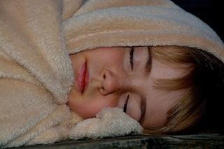 I bambini che dormono meno mostrano segni di invecchiamento cellulare