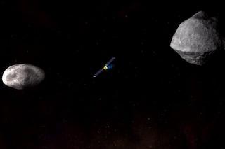 La NASA sfida l'Armageddon: proverà a deviare un asteroide colpendolo con una sonda