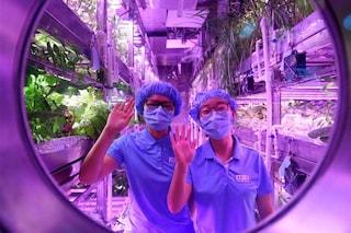 200 giorni nello spazio: la Cina ha rinchiuso 4 studenti in una finta stazione spaziale