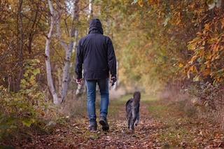 Vivere con un cane allunga la vita, soprattutto se si è da soli