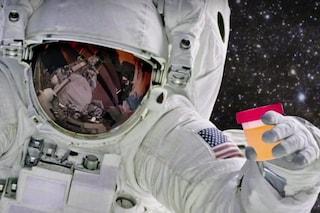 Urina trasformata in nutrienti e plastica: il fai-da-te degli astronauti nello spazio
