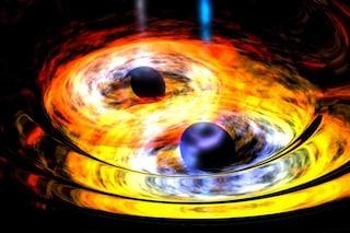 Buchi neri, le onde gravitazionali svelano nuovi indizi sulla nascita dei sistemi binari