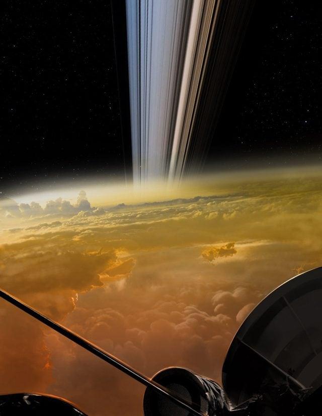 Illustrazione di NASA / JPL–Caltech