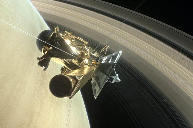 Gli anelli di Saturno sono 'giovani': l'origine da una cometa o da una luna distrutta