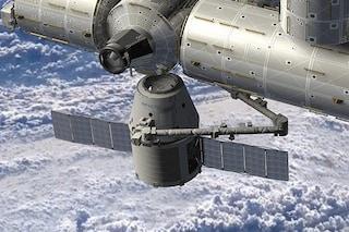 SpaceX, il Falcon9 si prepara a partire per rifornire la Stazione Spaziale Internazionale