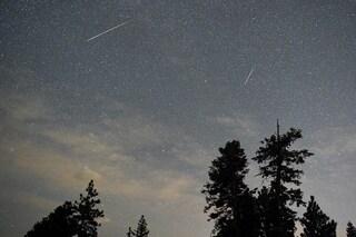 Notte di San Lorenzo, quando e come vedere le stelle cadenti nel cielo senza Luna