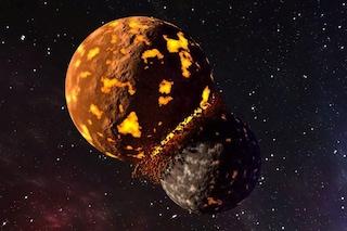 Terra e Marte, adesso sappiamo come sono nati i pianeti