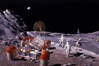 Vivere sulla Luna 50 anni dopo lo sbarco: ecco quando inizierà il turismo sul satellite