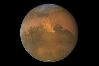 Alla conquista di Marte nel 2033: la NASA porterà l'uomo sul Pianeta Rosso