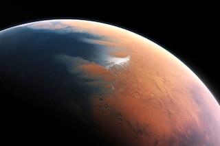 Sul gelido e antico Marte scorreva acqua liquida come in Antartide: cosa significa