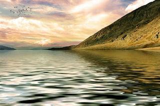 Le onde dei laghi fanno tremare la Terra e non sappiamo perché