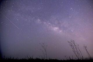 Stelle cadenti d'autunno, sull'Italia 'piovono' le Orionidi: come e quando vederle