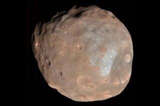 Le lune di Marte sono 'elettrizzate': pericolo per le missioni sul Pianeta rosso