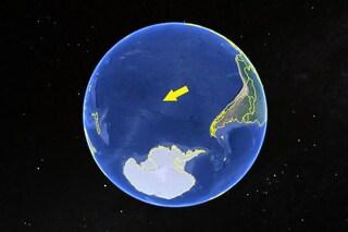 C'è un luogo sperduto nell'Oceano in cui i veicoli spaziali 'vanno a morire'