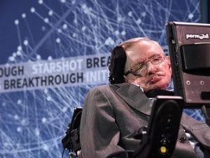 Stephen Hawking (Getty).