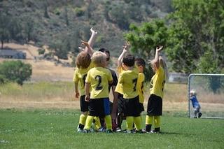 I bambini sono instancabili perché sono come dei mini-atleti