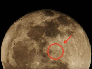 Flottilla Ufo sulla Luna? Scopriamo di cosa si tratta davvero